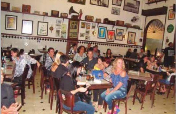 bar do ferreira Célia Rabelo