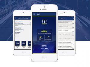 sne-app Aplicativo