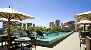 Hotel Intercity Led Águas Claras