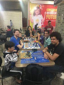Encontro de xadrez